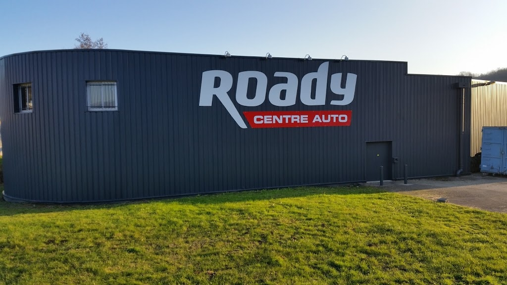 Photo Centre Auto Roady Chazey Bons
